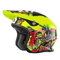 O'neal Slat Crank Helmet Multicolor