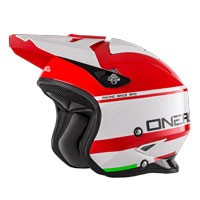 O'neal Slat Crimson Helmet Red White