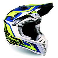 Progrip Ap71 Offroad Helmet Yellow Blue