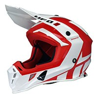Ufo Quiver Shasta White Red