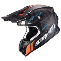Scorpion Vx-16 Rok Replica 2 Off Road Helmet