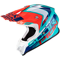 Scorpion Vx-16 Nation Green Blue Red