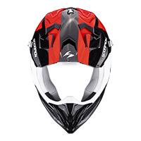 Casco Scorpion Vx-22 Air Attis Nero Rosso