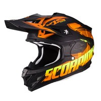 Scorpion Vx-15 Evo Air Defender Arancio