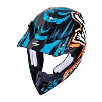 Off Road Helmet Scorpion Vx-16 Rock Bagoros
