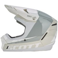 Casco SCOTT 350 EVO Plus Carry ECE blanco