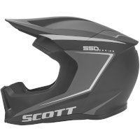 Casco SCOTT 550 Carry ECE negro
