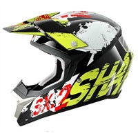 Shark Sx2 Freak Nero-giallo