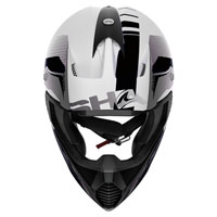 Shark Varial Anger Black White Anthracite