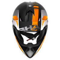 Shark Varial Anger Orange Black White
