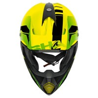 Shark Varial Anger Yellow Green Black