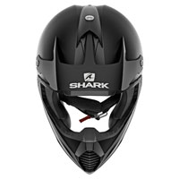 Shark Varial Blank Matt Black