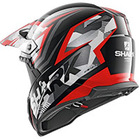 Shark Varial Replica Tixier Helmet Glitter Red