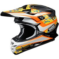 Shoei Vfx-w Turmoil Tc-8