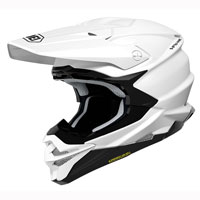 Shoei Vfx Wr White