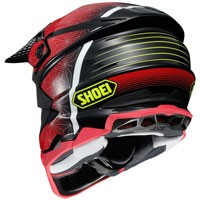 Shoei Vfx Wr Blazon Tc1