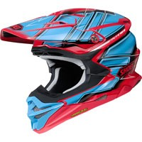 Shoei Vfx Wr Glaive Tc1