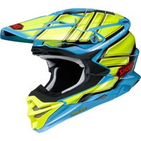 Shoei Vfx Wr Glaive Tc2