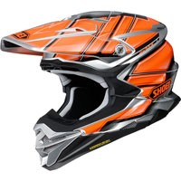Shoei Vfx Wr Glaive Tc8