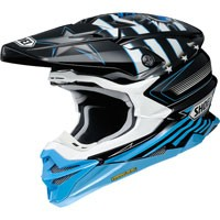 Shoei Vfx Wr Grant 3 Tc2