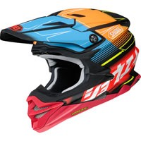 Shoei Vfx Wr Zinger Tc10
