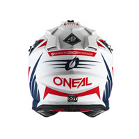 O\'neal 2 Series Rl Spyde 2.0 Helmet Red Blue