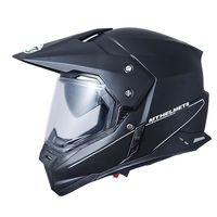 Mt Helmets Sinchrony Duo Sport Sv Solid Matt Black