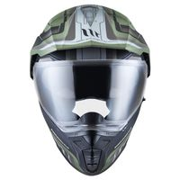 Mt Helmets Sinchrony Duo Sport Sv Tourer Green