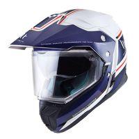 Mt Helmets Sinchrony Duo Sport Sv Vintage Blu