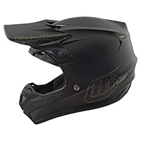 Casco Niño Troy Lee Designs Gp Mono negro opaco