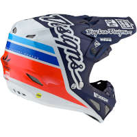 Off Road Helmet Tld Se4 Composite Silhouette Team