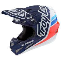 Casco Moto Cross Tld Se4 Composite Silhouette Team
