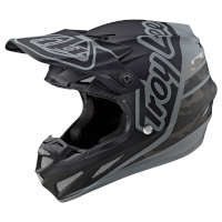 Off Road Helmet Tld Se4 Composite Silhouette Black