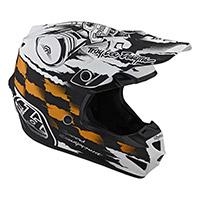 Troy Lee Designs Se4 Polyacrylite Strike Helmet Gold