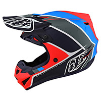 Troy Lee Designs Se4 Polyacrylite Beta Helmet Navy