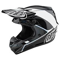 Troy Lee Designs Se4 Polyacrylite Beta Helmet Silver