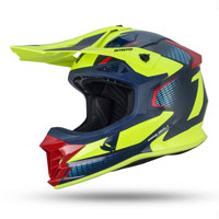 Casco Ufo Intrepid Giallo