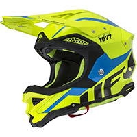 Ufo Diamond Helmet Fluo Yellow