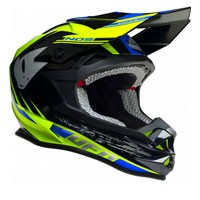 Ufo Casco Cross Nos Onyx
