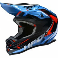 Ufo Casco Cross Speeder Onyx