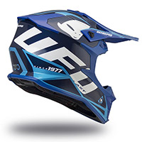 Casco Ufo Intrepid Blu
