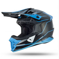 Casco Ufo Intrepid Nero Blu