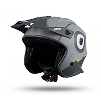 Ufo Sheratan 21 Helmet Grey