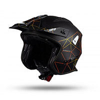 Ufo Sheratan 21 Helmet Black