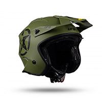 Ufo Sheratan Helmet Green
