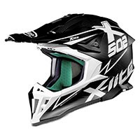 X-lite X-502 Ultra Carbon Matris Flat Carbon White