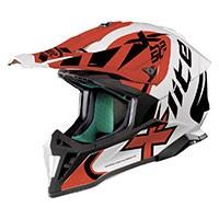 X-lite X-502 Xtrem Bianco Rosso