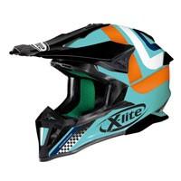 X-lite X-502 Best-trick Azzurro-arancio