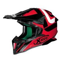 X-lite X-502 Best-trick Rosso-nero