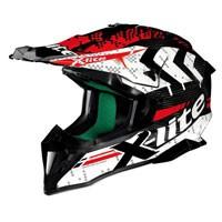 X-lite X-502 Ultra Carbon Nac-nac Rosso
